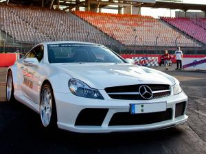 2010 Mercedes-Benz SL65 AMG Black Series P 1000 by MKB